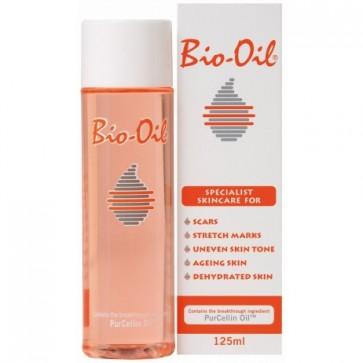 Bio Oil 125 Ml - Aceite para Nutrición e Hidratación de Cicatrices, Heridas, Estrías, Manchas