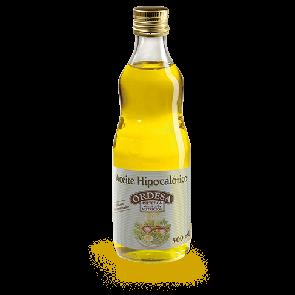 Aceite Hipocalórico Ordesa 500 ml - Aceite específico para dietas hipocalóricas