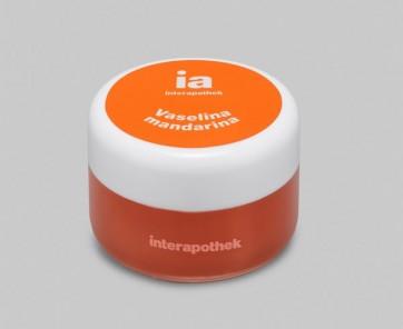 Vaselina 15 ml Sabor Mandarina de Interapothek - Hidratación + Protección