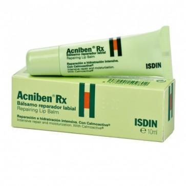 Acniben Rx Bálsamo Reparador Labial 10 ml - Reparación e Hidratación Intensiva