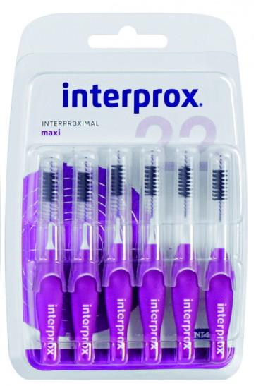 Comprar Cepillo Dental Interprox Maxi 6 Ud