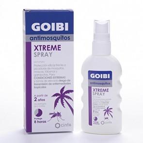 Goibi Xtreme Antimosquitos Tropical Spray 75Ml
