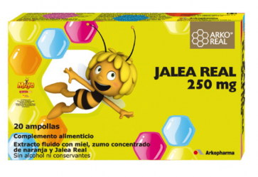 Arko Real Jalea Real 250 mg 20 unidosis