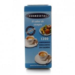 Hermesetas Edulcorante Clásico 1.200 Comprimidos - Sin Calorías