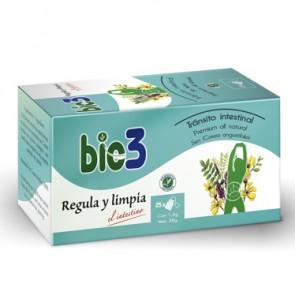 Bie3 Té Regula y Limpia - Tránsito intestinal