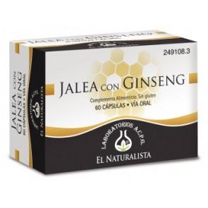 El Naturalista Jalea Real Ginseng 48 Cáps