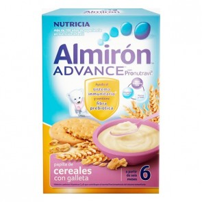 Almirón Advance Cereales Galleta 500 Gr