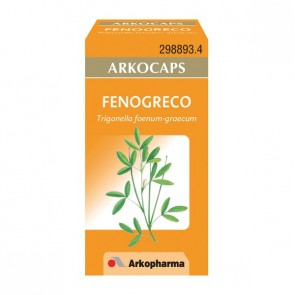 Arkocaps Fenogreco 50 - anorexia, apetito, diabetes