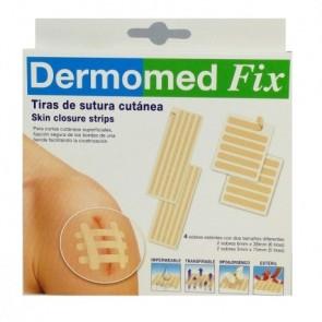 Dermomed Fix Tiras Sutura Cutánea – Cerrar heridas Superficiales y Mejorar la Cicatrización