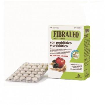 Fibra Leo Prebiótico Y Probiótico 180Comp - Mejora la Flora Intestinal