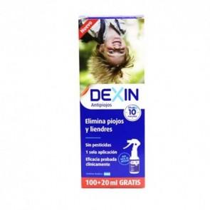 Dexin Antipiojos 100 ml + 20 ml