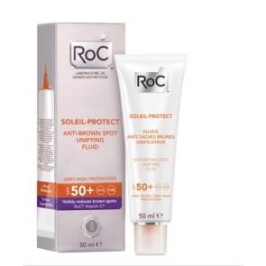 Roc Soleil Fluido Unify Antimanchas SPF 50+ 50 ml