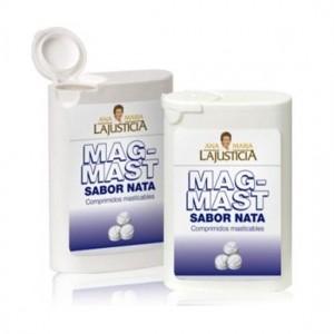 Ana Maria Lajusticia Mag-Mast Sabor Nata 36 Comprimidos - Evita el desgaste de cartílagos,tendones y huesos