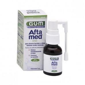 Gum Aloclair Aftamed Spray Bucal 20 Ml - Tratamiento Lesiones Menores