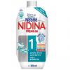 Nestlé Nidina 1 Premium Líquida 500 ml - Leche para lactantes
