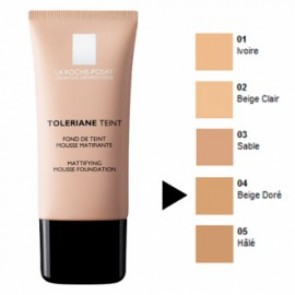 Toleriane Teint Mousse Matificante 03 Sable 30 Ml