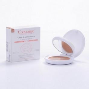 Avene Couvrance Crema Compacta Arena 9,5gr - Efecto Empolvado para todo tipo de pieles