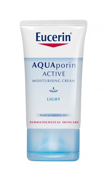 Eucerin Aquaporin Active Crema Textura Ligera - Hidratación Facial