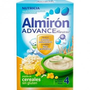 Almiron Advance Galletitas Sin Gluten 250gr - Complemento Nutritivo Infantil - A partir de 4 meses