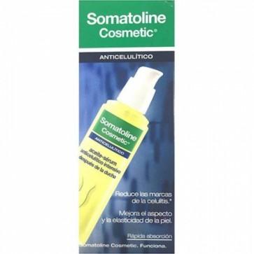 Somatoline Aceite Sérum Anticelulítico Intensivo 125ml - Reductor Marcas de Celulitis