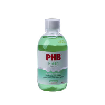Phb Fresh Enjuague Bucal 500 ml