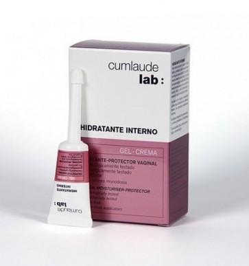 Cumlaude Hidratante Interno Vaginal 6 Monodósis de 4ml - Evita la Deshidratación y Aporta Elasticidad