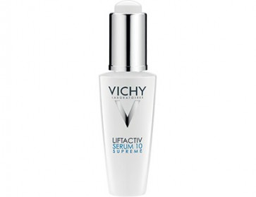 Vichy Liftactiv Sérum 10 Supreme 50 ml - Efecto Lifting Diario, Corrección Arrugas