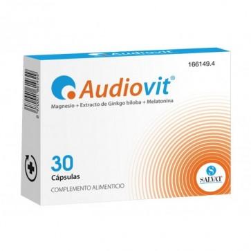Audiovit 30 Capsulas - Complemento Alimenticio para la Función Auditiva
