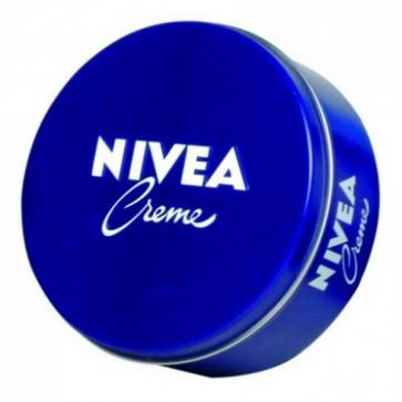 Nivea Crema Hidratante para Todo Tipo de Pieles 30 ml - Formato Lata Azul