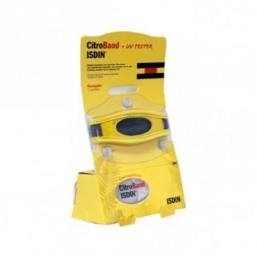 Citroband Isdin Pulsera Antimosquitos con 2 Recargas - Repelente Natural, 15 Días de Protección