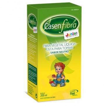 Casenfibra Junior Fibra Liquida 200ml - Alivia el Estreñimiento Infantil