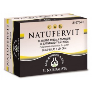 El Naturalista Natufervit 60 Cáps
