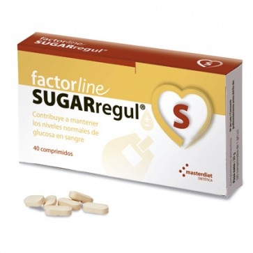 Comprar Factorline Sugarregul - Diabetes