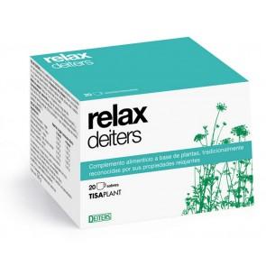 Relax Deiters 20 Sobres-Filtro - Infusión Relajante