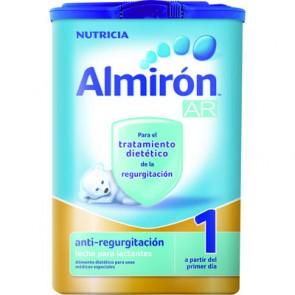 Almirón Advance 1 Ar 800 Gramos - Leche para Lactantes Tratamiento Regurgitación
