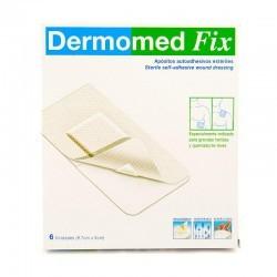 Dermomed Fix 9x5 6 Apósitos - Apósitos Autoadhesivos Estériles Sin Látex