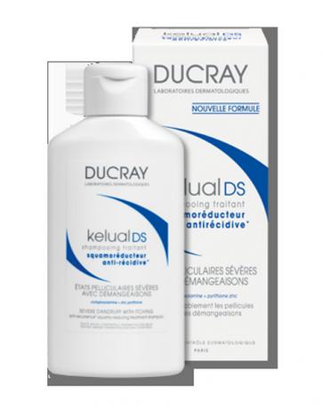 Ducray Kelual DS Champú 100 ml - Anticaspa