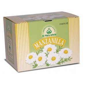 El Naturalista Manzanilla 20 Bolsas