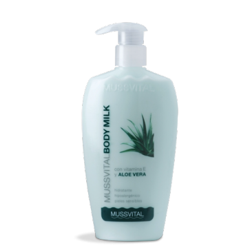 Comprar Mussvital Body Milk Aloe Vera 300 Ml