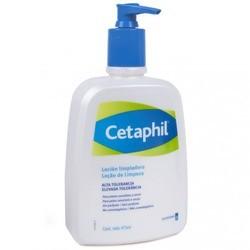 Cetaphil Loción Limpiadora 200ml - Alta Tolerancia - Pieles Sensibles o Muy Secas