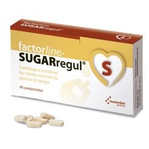 Comprar Factorline Sugarregul - Diabetes