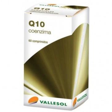 Vallesol Coenzima Q10 60 Capsulas - Vitalidad y Energía