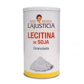 Ana Maria Lajusticia Lecitina de Soja Granulada 500 gramos - Disminuye el colesterol, mejora la circulación