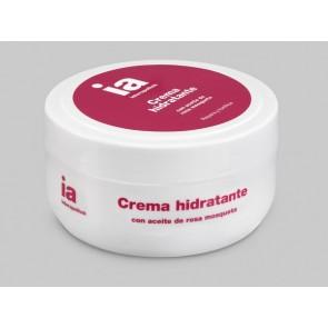 Crema Hidratante Corporal 200 ml con Extracto de Rosa de Mosqueta de Interapothek - Protege Repara y Tonifica