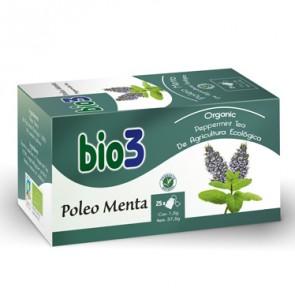 Bio3 Poleo Menta Ecológico - digestión, mocos