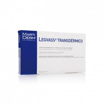 Comprar Martiderm Legvass Transdérmico 14 Parches