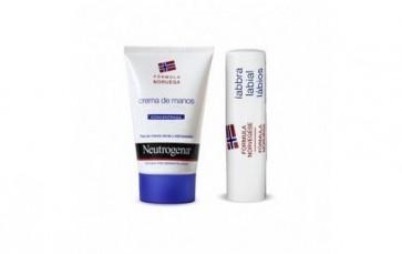 Pack Neutrogena Crema de Manos 50ml + 1 Stick Labial SFP20 (revisa el precio y el stock)