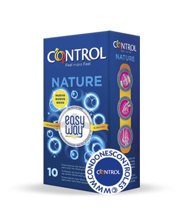 Preservativo Control Easy Way 10 Uds - Preservativo Fácil Colocación