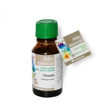 Arko Esencial Aceite esencial de Citronela (Melissa) (10 ml) - repelente de insectos natural
