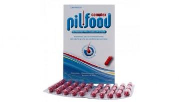 Pilfood Complex 60 Comprimidos - Evita la caída del cabello